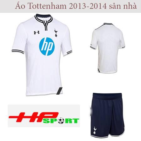 Áo Tottenham 2013-2014 sân nhà