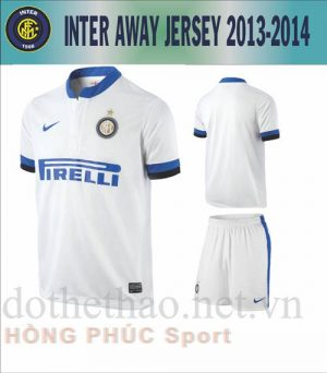 Áo Inter 2013-2014 sân khách