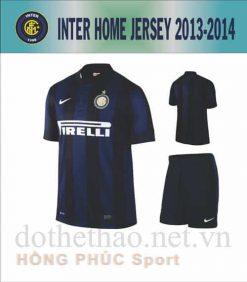 Áo Inter Milan 2013-2014 sân nhà