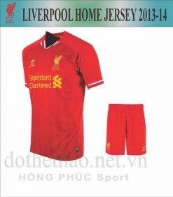 Áo Liverpool sân nhà 2013-2014