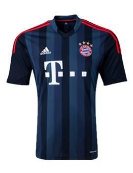 Áo Bayern Munich sân khách 2013-2014