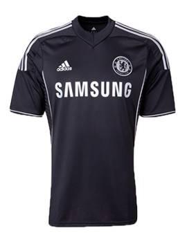 Áo Chelsea sân khách 2013-2014