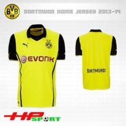 Áo Dortmund 2013-2014 cúp C1