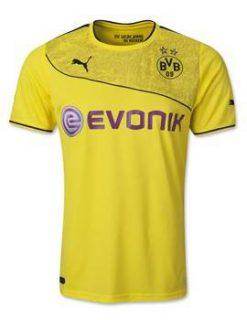 Áo Dortmund 2013-2014 sân nhà