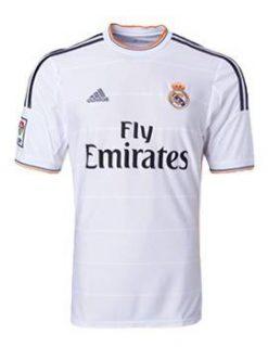 Áo Real Madrid 2013-2014 sân nhà