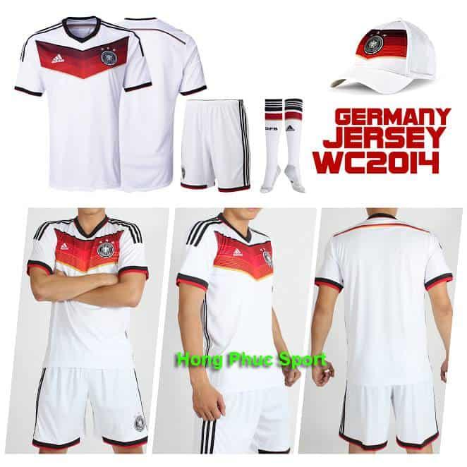 áo bóng đá tuyển Đức