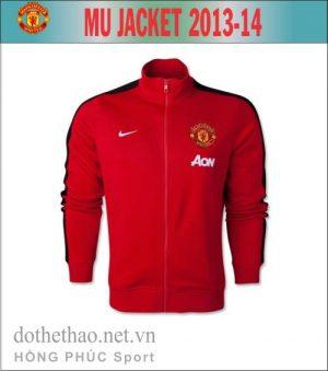 Áo khoác MU đỏ