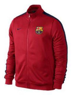 Áo khoác Barca 2013-2014 đỏ tại thang be sport, Áo khoác Barca 2013-2014 đỏ chất lượng cao hàng thái lan cao cấp