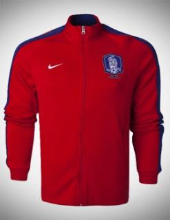 Áo khoác Hàn Quốc đỏ 2014