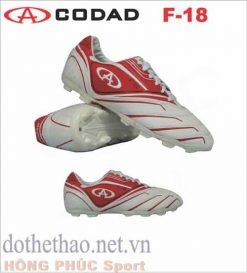 GIẦY CODAD F18 TRẮNG ĐỎ