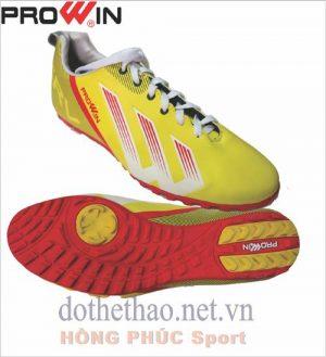 Giày đá banh Prowin vàng đỏ