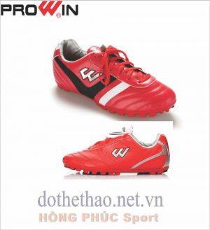 Giày đá banh Prowin đỏ đen