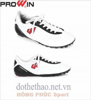 Giày đá banh Prowin Trắng đen