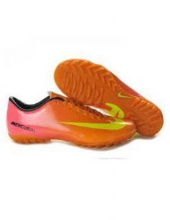 Giày bóng đá Nike Mercurial Vapor IX TF cam