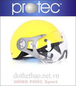 Nón bảo hiểm protect hiway có kính