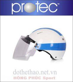 Nón bảo hiểm protect disco có kính