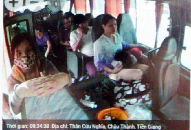 Hình ảnh cuối của xe khách gặp nạn trên cao tốc Trung Lương