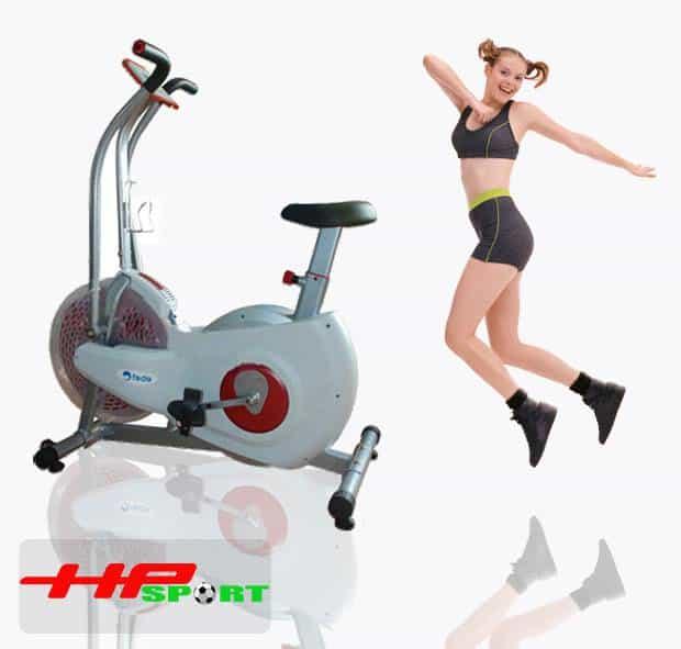 Luyện tập thể dục với máy tập xe đạp BK 2061 cùng một sự thích thú bạn nhé.