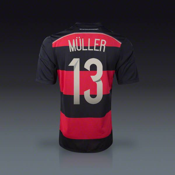 Tuyển Đức World Cup 2014 -  MULLER