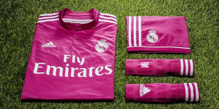 Real Madrid 14-15 Away Kit