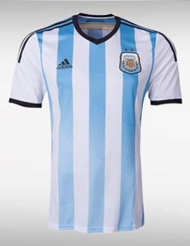 Áo tuyển Argentina Worldcup 2014