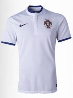 Bộ quần Áo tuyển Bồ Đào Nha World Cup 2014 sân khách
