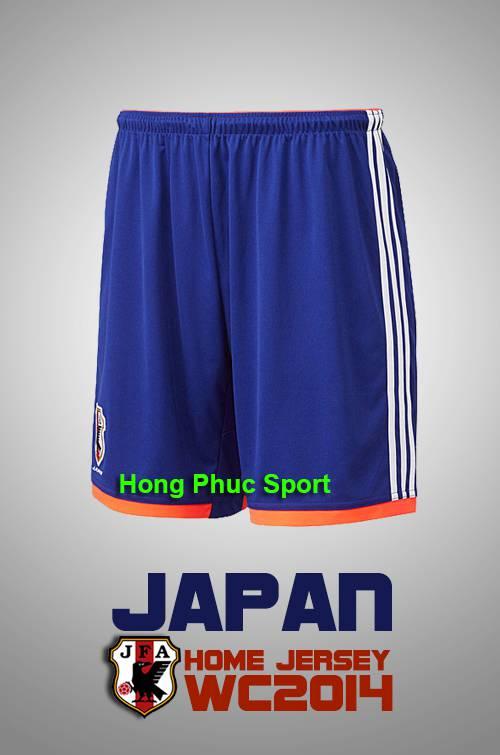 quần tuyển nhật sân nhà world cup 2014