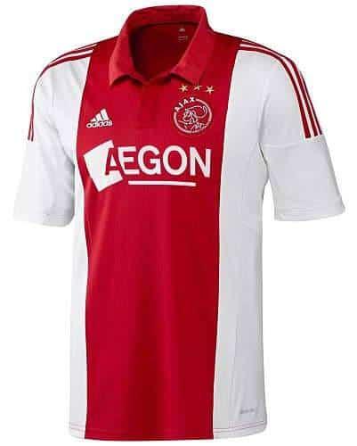 Áo Ajax Amsterdam 2014- 2015 sân nhà