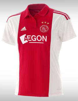 áo Ajax Amsterdam sân nhà 2014-2015
