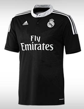 áo Real 2014-2015 mẫu thứ 3