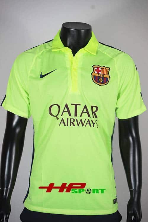 Bộ quần Áo Barcelona 2014-2015 mẫu thứ 3
