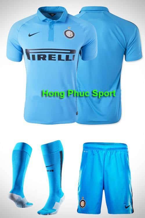 Bộ quần Áo Inter Milan 2014-2015 mẫu thứ 3