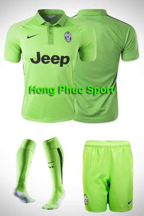Bộ quần Áo Juventus 2014-2015 mẫu thứ 3