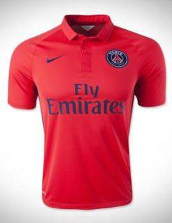 áo PSG 2014-2015 mẫu thứ 3