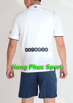 Mặt sau bộ quần áo PSG 2014-2015 sân khách