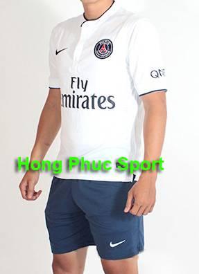 Bộ quần áo PSG 2014-2015 sân khách