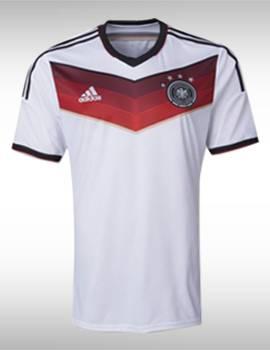Áo tuyển Đức 4 sao vô địch World Cup 2014