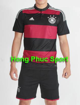 Bộ quần áo tuyển Đức 4 sao vô địch WC2014 sân khách