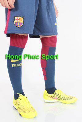 Tất đá bóng Barca 2014-2015 sân nhà SFTất đá bóng Barca 2014-2015 sân nhà SF
