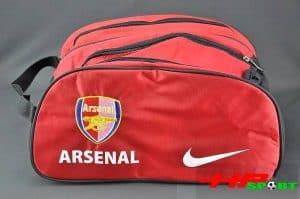 Túi đựng giày đá banh Arsenal 2014/15