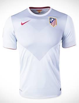 Áo Atletico Madrid 2014-2015 sân khách