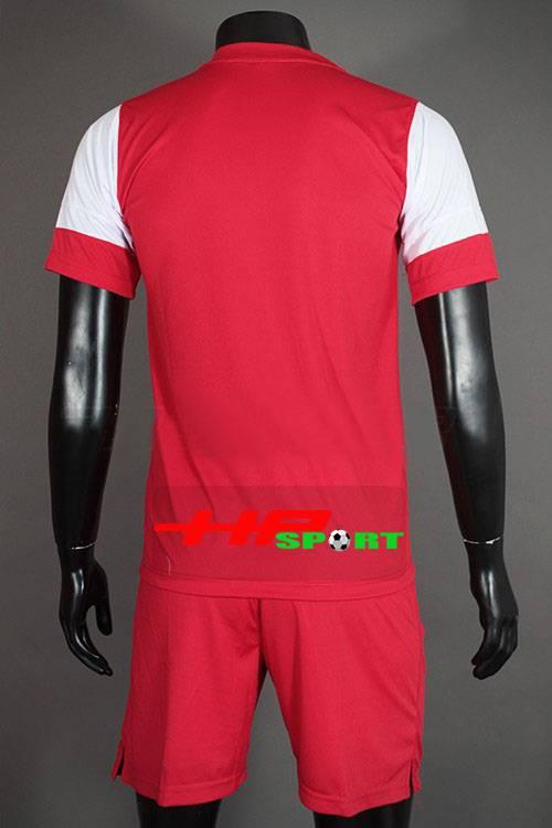 mặt sau bộ quần áo đội tuyển U19 Việt Nam