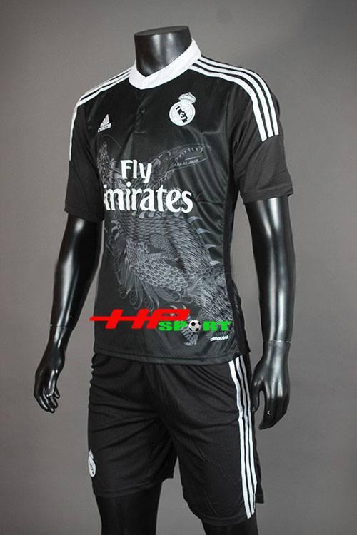 Bộ quần áo Real Madrid 2014-2015 mẫu thứ 3