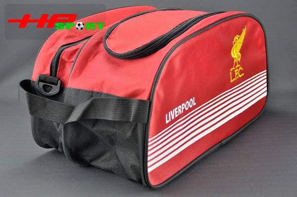 Túi đựng giày đá banh Liverpool 2014/15
