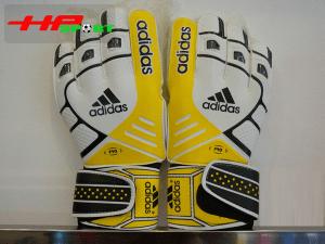 Găng tay thủ môn Adidas Pro màu vàng - mặt sau