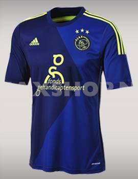 áo bóng đá Ajax Amsterdam sân khách 2014-15.