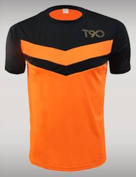 áo T90 màu cam năm 2014