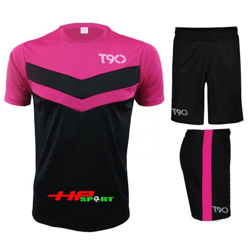 Bộ quần áo T90 màu hồng năm 2014