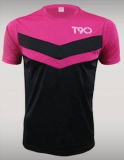 áo T90 màu hồng năm 2014