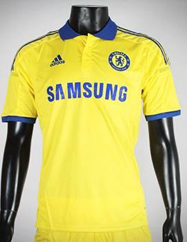 Áo Chelsea 2014-2015 sân khách